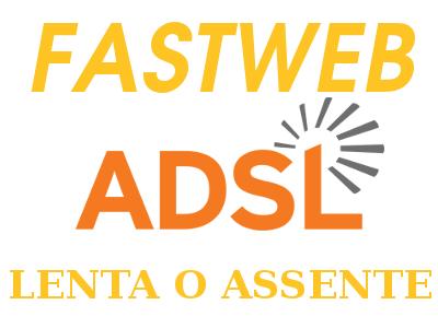 fastweb lento