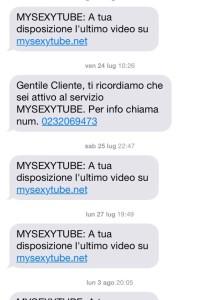 mysexytube risarcimento